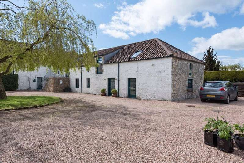 5 Bedrooms Detached House for sale in Pitlessie House, Pitlessie, Fife