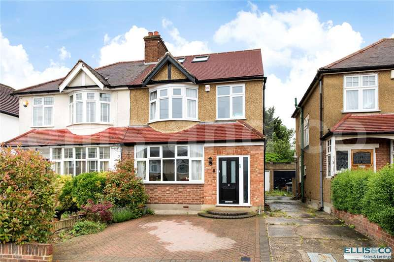 4 Bedrooms Property for sale in Church Close Edgware Middlesex