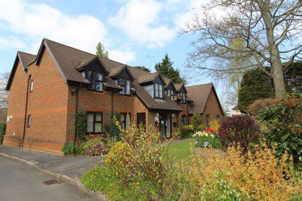 2 Bedrooms Retirement Property for sale in Pinewood Hill, Fleet, Hampshire
