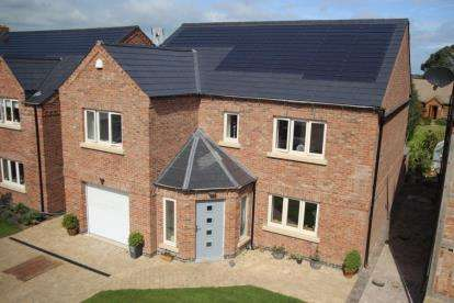 4 Bedrooms Detached House for sale in Mortice House, 4 The Old Woodyard, 44 Far Lane, Normanton On Soar