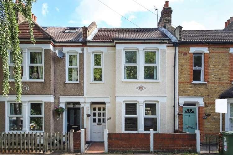 2 Bedrooms Terraced House for sale in Fernbrook Road London SE13