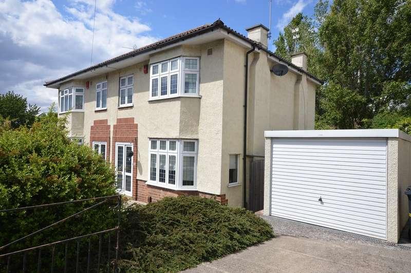 3 Bedrooms Semi Detached House for sale in Newbridge Road, Brislington, BS4