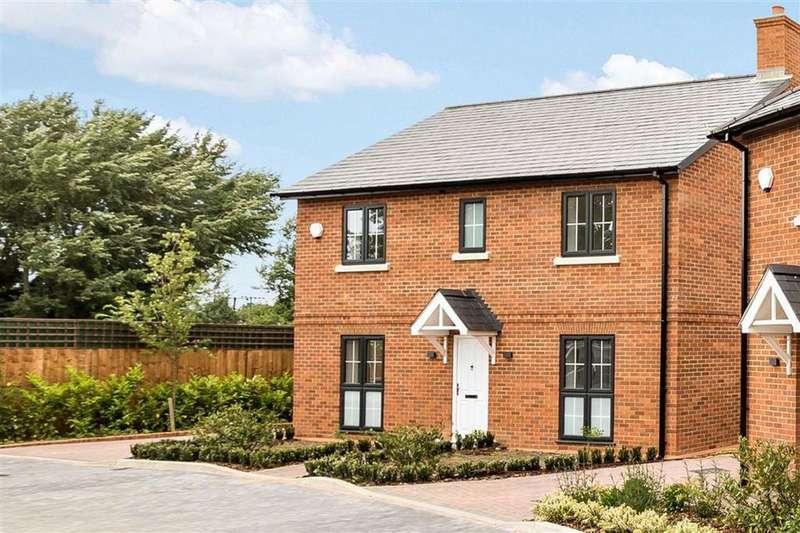 4 Bedrooms Detached House for sale in Crescent Gardens, St Albans, Hertfordshire