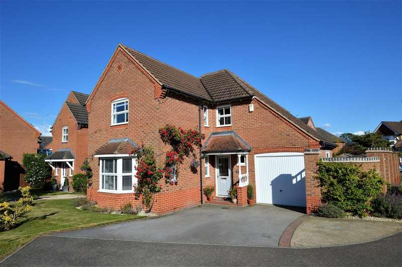 4 Bedrooms Detached House for sale in St. Lawrence Way, Tallington, Stamford