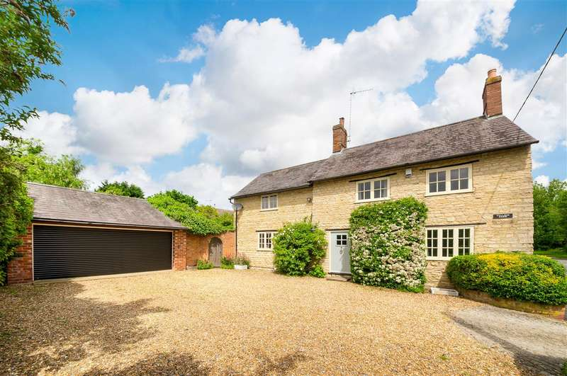 4 Bedrooms Detached House for sale in High Street, Sherington