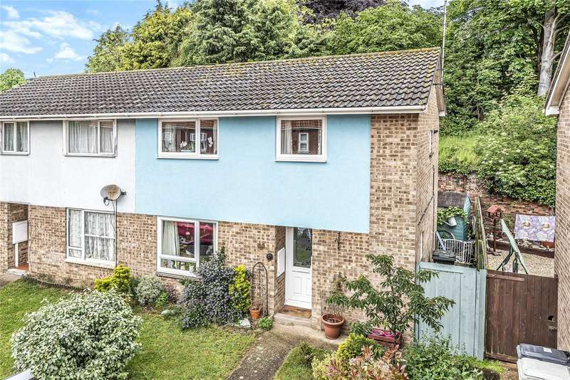 3 Bedrooms Semi Detached House for sale in Old Market Avenue, Spilsby, PE23