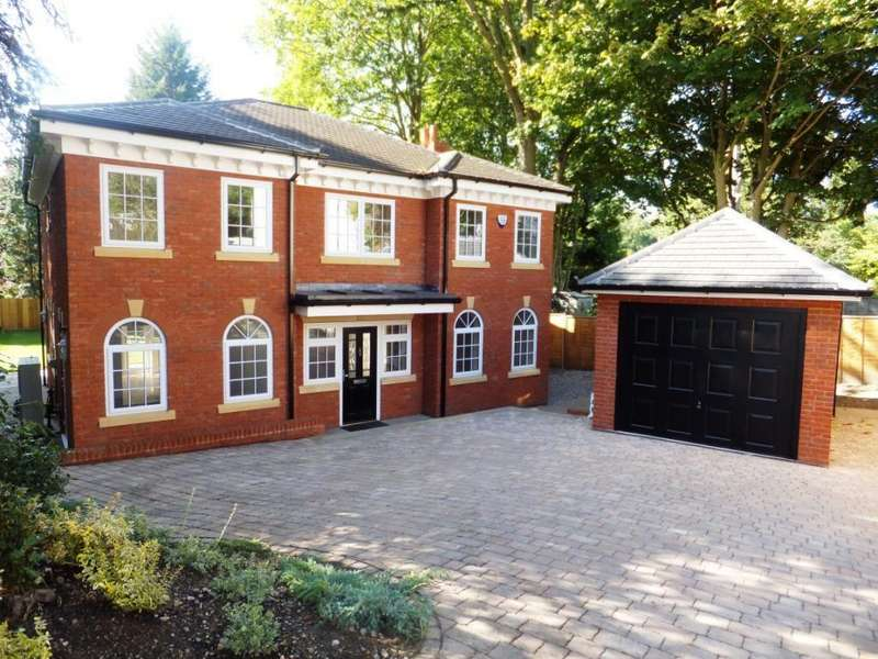 5 Bedrooms Detached House for rent in Georgian Close, Camberley