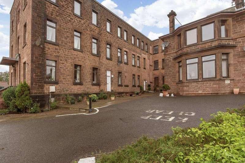 2 Bedrooms Flat for sale in 18 Vert Court, HADDINGTON, EH41 3PX