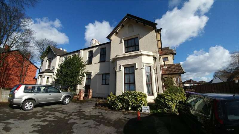 2 Bedrooms Apartment Flat for rent in Eaton Road, West Derby, Liverpool, Merseyside, L12