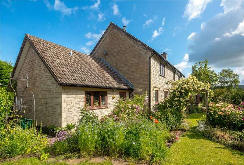 4 Bedrooms Detached House for sale in Post Office Lane, Flax Bourton, Bristol, North Somerset, BS48