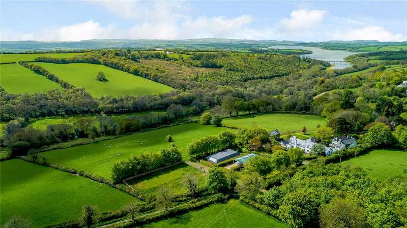 3 Bedrooms Farm Commercial for sale in Germansweek, Beaworthy, Devon