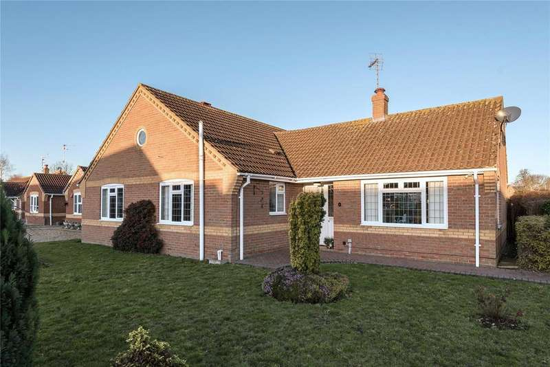 3 Bedrooms Detached Bungalow for sale in Clydesdale Crescent, Spalding, PE11