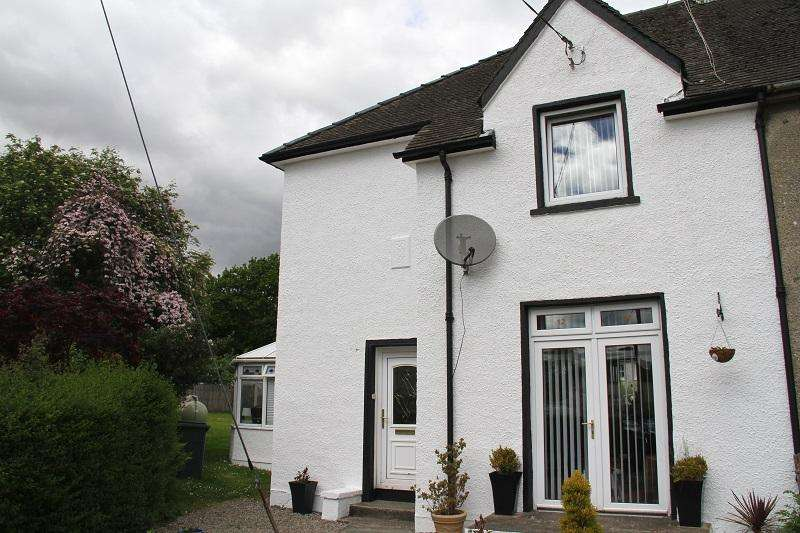 3 Bedrooms Semi Detached House for sale in Foulis Road, Inveraray PA32