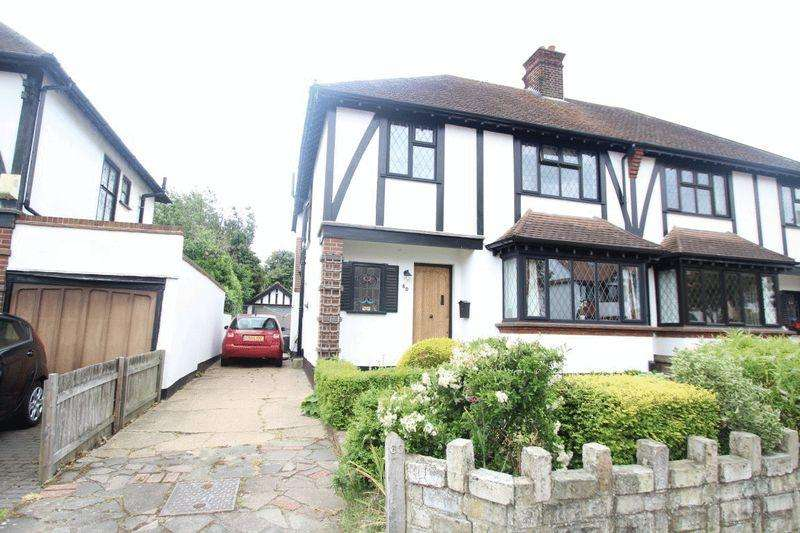 3 Bedrooms Semi Detached House for sale in Earls Hall Avenue, Southend-On-Sea