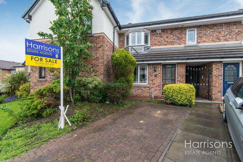 2 Bedrooms House for sale in Carnoustie, Beaumont Rise, Bolton, Lancashire. ***OFFERED WITH NO CHAIN***