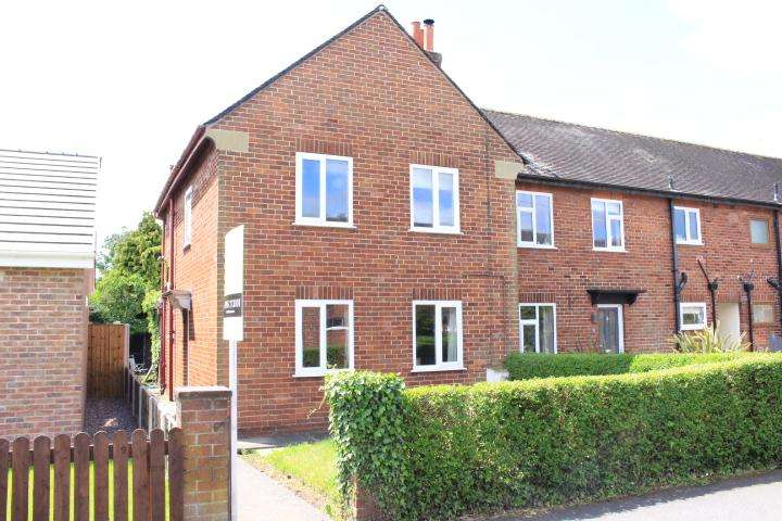 3 Bedrooms End Of Terrace House for sale in Grizedale Avenue, Garstang, Preston, PR3 1WD