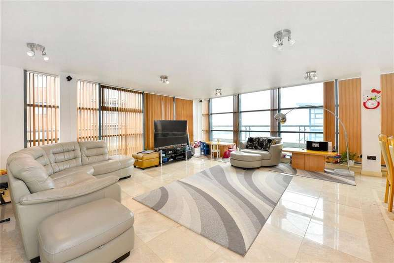 4 Bedrooms Flat for sale in Galaxy Building, The Odyssey, Crews Street, London