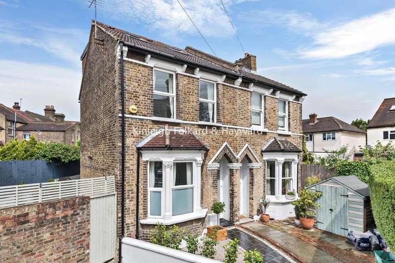 4 Bedrooms Semi Detached House for sale in Linden Grove, Sydenham