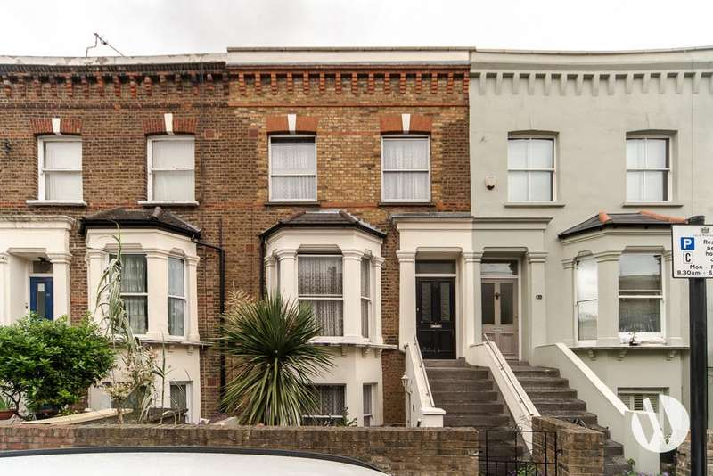 4 Bedrooms Terraced House for sale in Bravington Road, Maida Vale, W9