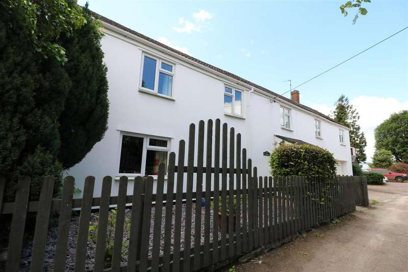 4 Bedrooms Semi Detached House for sale in The Village, Westbury-On-Severn