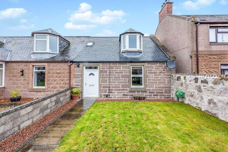 2 Bedrooms Semi Detached House for sale in King Street, Montrose, DD10