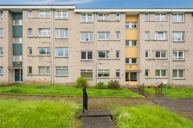 2 Bedrooms Flat for sale in Cornhill Gardens, Aberdeen