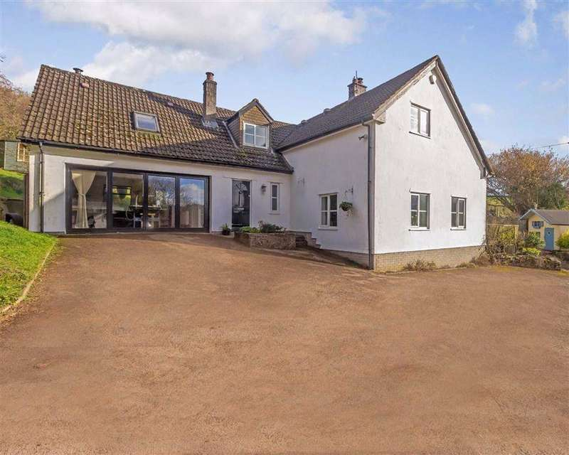 5 Bedrooms Detached House for sale in Trelleck Grange, Near Chepstow, Monmouthshire