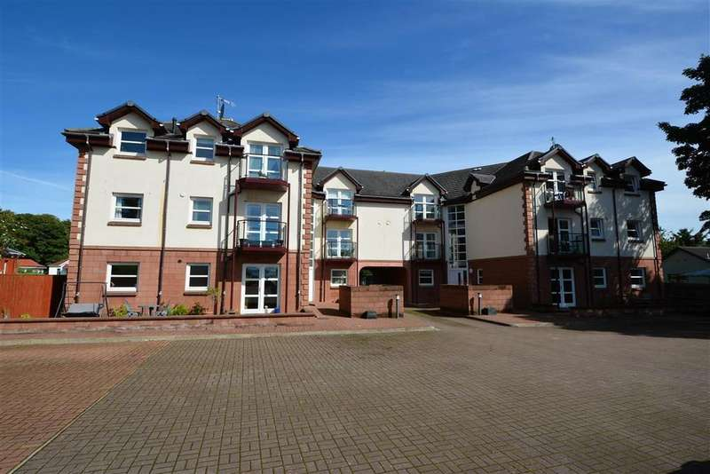 2 Bedrooms Flat for sale in 11K Aubery View, Largs, KA30 8PH