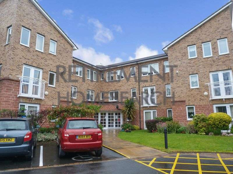 2 Bedrooms Property for sale in Roby Court, Liverpool, L36 4NA