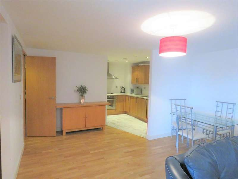 2 Bedrooms Flat for sale in Madison Square, Liverpool