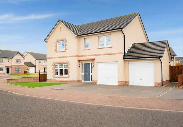 4 Bedrooms Detached House for sale in Robertson Crescent, Peterhead, Aberdeenshire