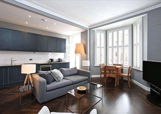 1 Bedroom Flat for sale in Callow Street, Chelsea, SW3