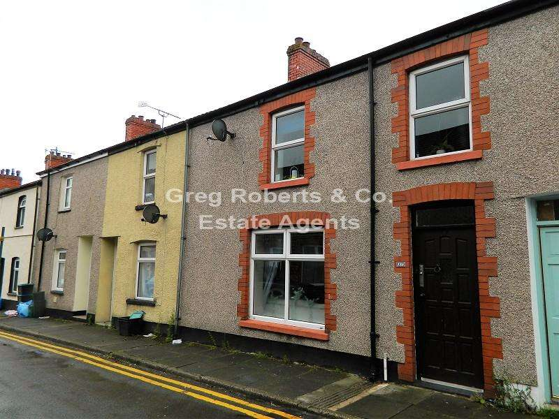 4 Bedrooms Terraced House for sale in Harcourt Street, Ebbw Vale, Blaenau Gwent. NP23 6EN