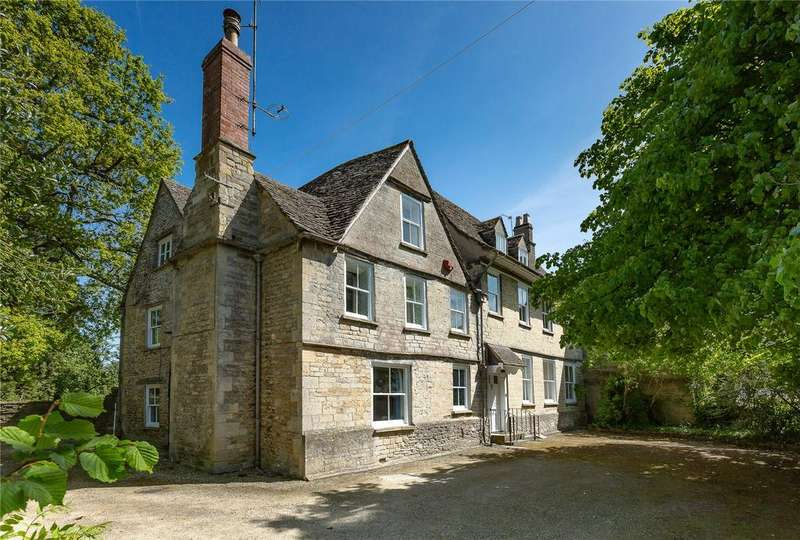 8 Bedrooms Detached House for sale in 72 High Street, Cricklade, Wiltshire, SN6