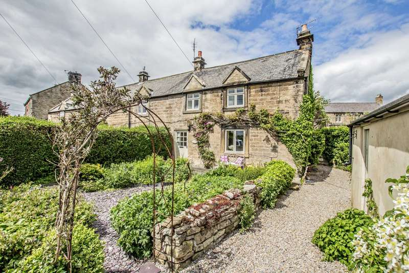 2 Bedrooms Cottage House for sale in Jubilee Road, Ovington