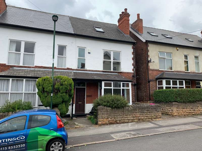 4 Bedrooms Semi Detached House for rent in Devon Drive , Sherwood NG5