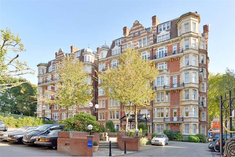 4 Bedrooms Flat for sale in York House, York House Place, London, W8