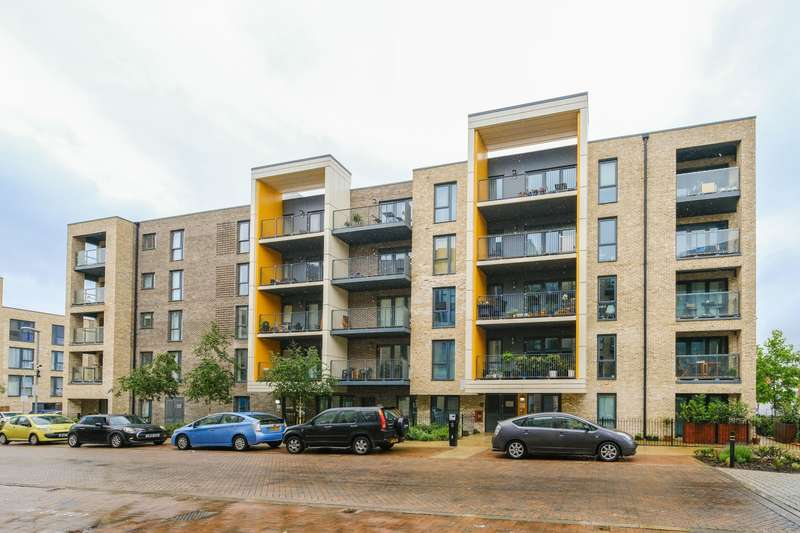 1 Bedroom Apartment Flat for sale in Courrier Court, NW9