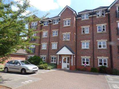 2 Bedrooms Flat for sale in Drillfield Road, Northwich, Cheshire