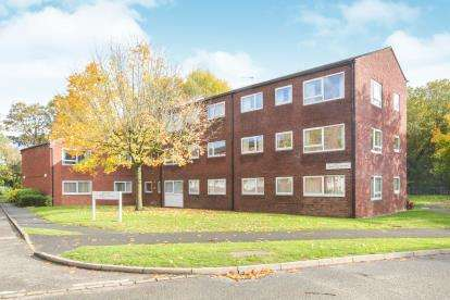 2 Bedrooms Flat for sale in Sycamore House, Lilac Drive, Northwich, United Kingdom