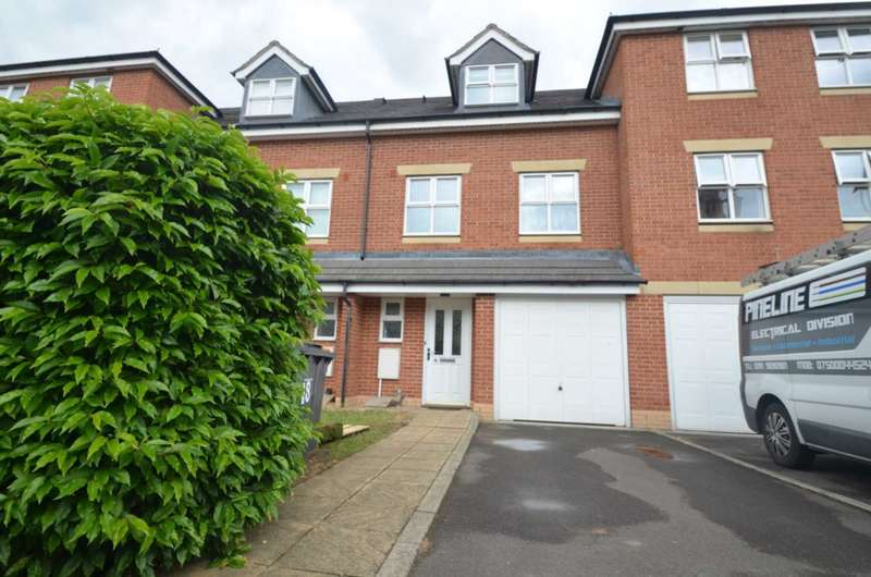 3 Bedrooms Terraced House for sale in Usher Close, Bedford