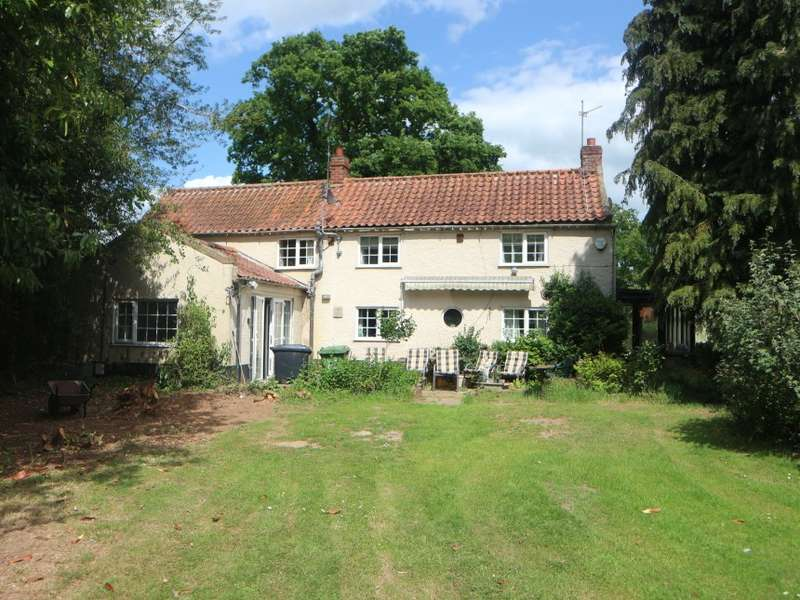 5 Bedrooms Detached House for sale in Oak View, Sloley Road, Sloley, North Walsham, Norfolk
