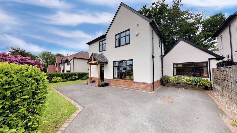 6 Bedrooms Detached House for sale in Greenmount Lane, Heaton, Bolton, BL1 5JE