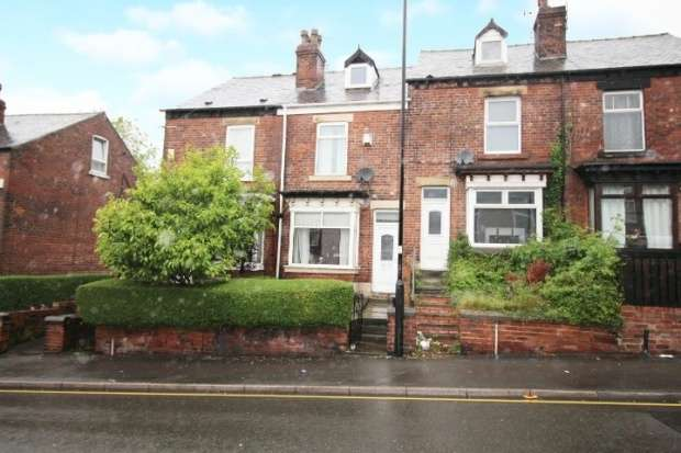 3 Bedrooms Terraced House for sale in Bellhouse Road, Sheffield, South Yorkshire, S5 6HP