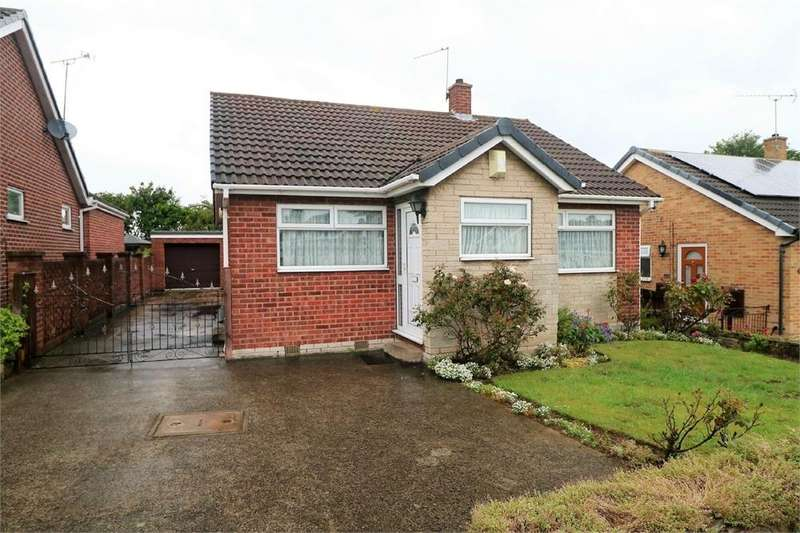 3 Bedrooms Detached Bungalow for sale in Harlington Road, Mexborough, South Yorkshire
