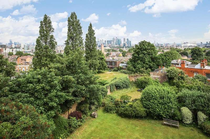 2 Bedrooms Flat for sale in Point House, 18 West Grove, Greenwich, SE10