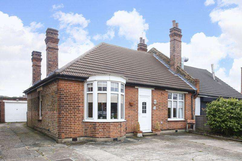2 Bedrooms Semi Detached Bungalow for sale in Westmount Road, Eltham