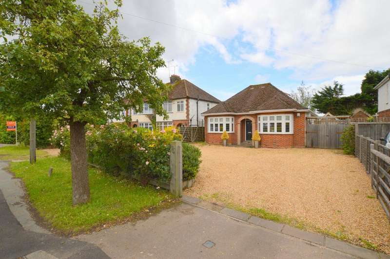3 Bedrooms Detached Bungalow for sale in Barton Road, New Bedford Road Area, Luton, Bedfordshire, LU3 2BN