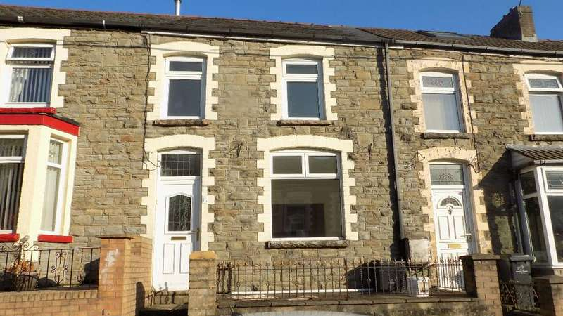 3 Bedrooms Terraced House for sale in Powell Street, Abertillery. NP13 1EG.