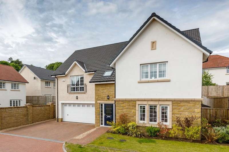 5 Bedrooms Detached Villa House for sale in 44 Mearnswood Place, Newton Mearns, G77 6BF